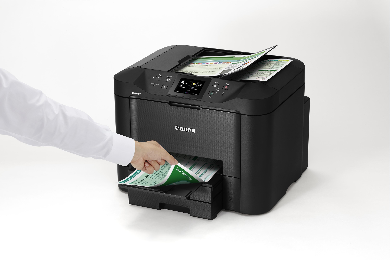 Inkjet Printers - MAXIFY MB5470 - Canon Indonesia