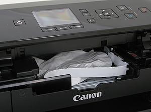 cara mengatasi printer paper jam