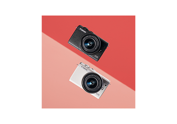Explore and Share More with The New Canon EOS M200
