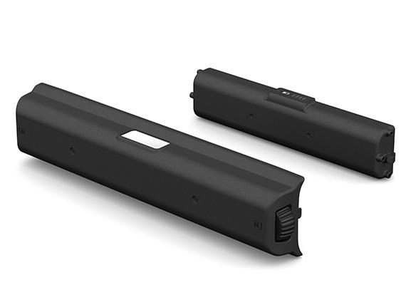 Optional External Battery