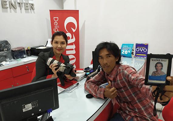 Rayakan Hari Pers Nasional, Datascrip Berikan Layanan Perbaikan Gratis Kamera dan Lensa Canon Untuk Awak Media