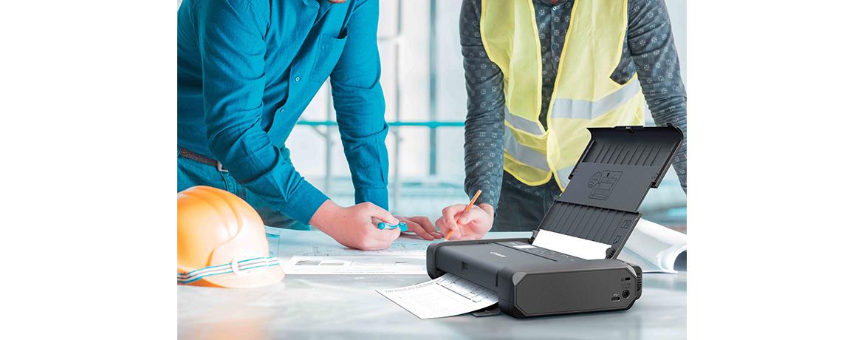 Canon PIXMA TR150 Printer Portabel Penunjang Kegiatan Bisnis di Mana Pun