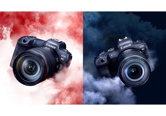 Canon Hadirkan EOS R5 & EOS R6 Kamera Mirrorless Full-Frame Berkelas untuk Fotografi dan Videografi