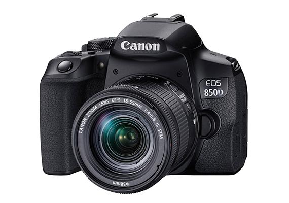 Canon Hadirkan EOS 850D, Kamera DSLR Entry-Level dengan Fitur Semi-Pro