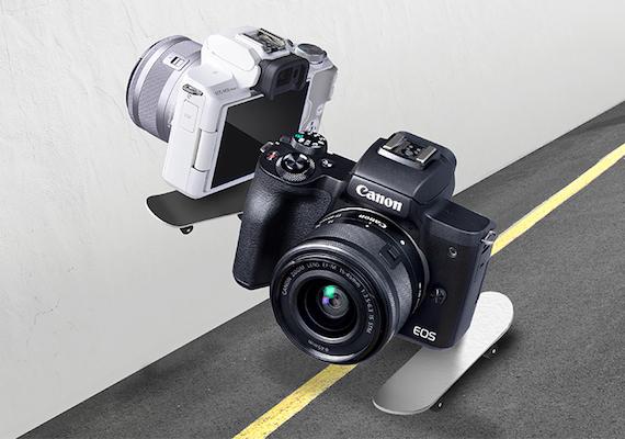 Canon EOS M50 Mark II, Kamera Mirrorless yang Praktis untuk Hasilkan Foto dan Video Berkualitas