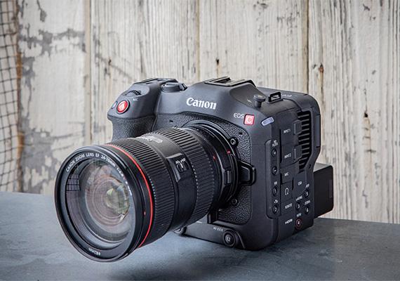 Canon Hadirkan EOS C70, Kamera Sinema dengan Mount RF yang Berbodi Ringkas