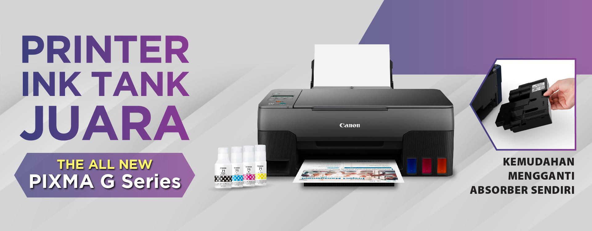 Printer Ink Tank Juara Banner