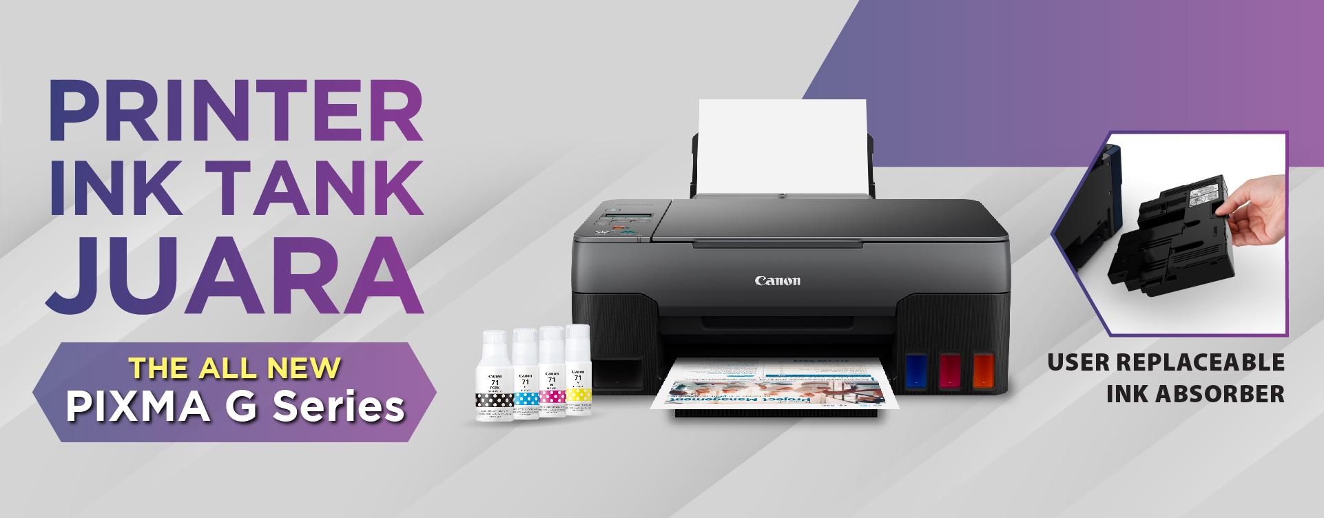 Printer Ink Tank Juara Banner EN Ver