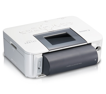 Mobile Printers - SELPHY CP1000 - Canon Indonesia